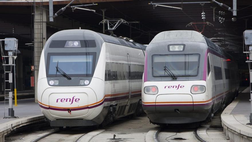 Trenes media distancia