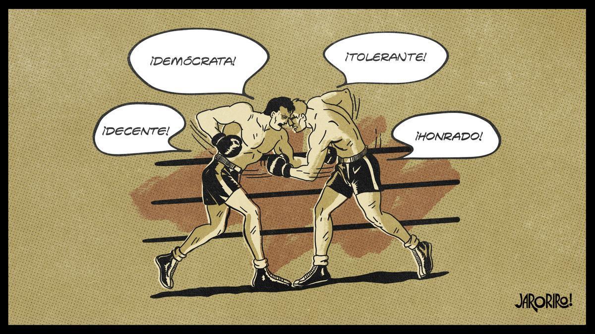 El combate