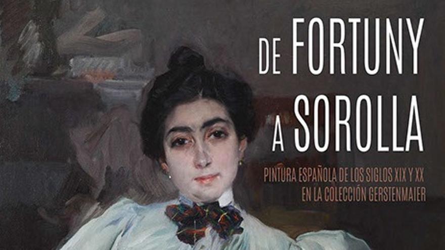 """Muestra """"De Fortuny a Sorolla. Colección Gerstenmaier"""" / Fundación Mercedes Calles y Carlos Ballestero"""