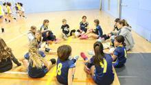 La Federación de Voleibol, dispuesta a flexibilizar su normativa para que la niña con síndrome de Down  juegue en la Copa de España