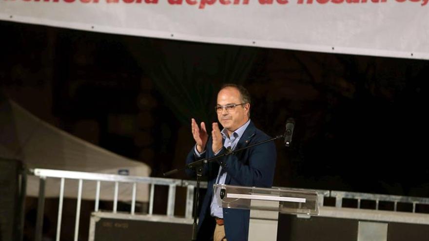 """El Govern sobre el discurso del Rey: """"Hizo de portavoz de Rajoy"""" y fue """"irresponsable"""""""