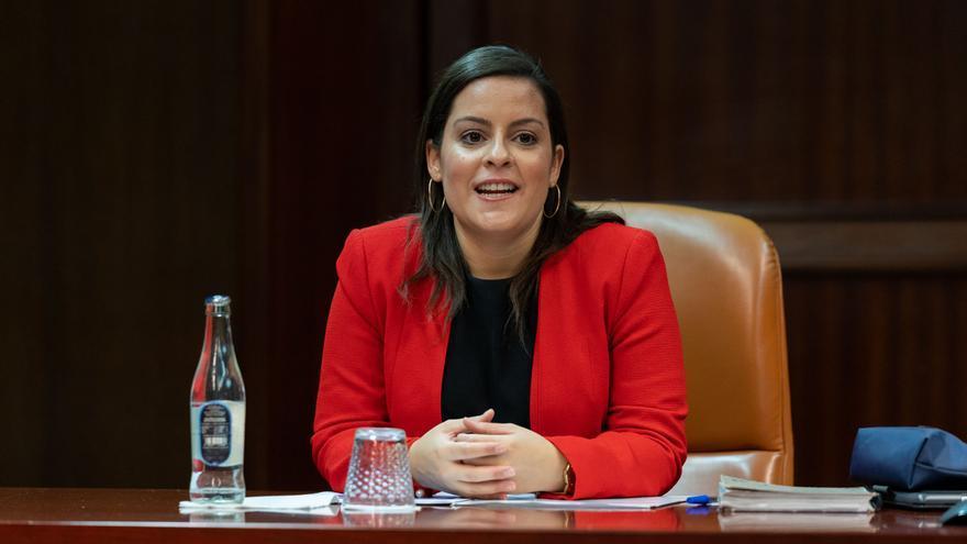 Yaiza Castillo.