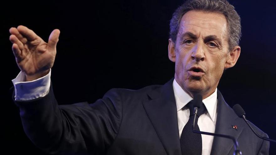 Sarkozy comparece ante la justicia por un escándalo financiero de su campaña