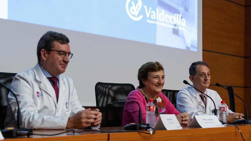 """Valdecilla aplicará el tratamiento de radioterapia intraoperatoria """"más avanzado"""" de España"""