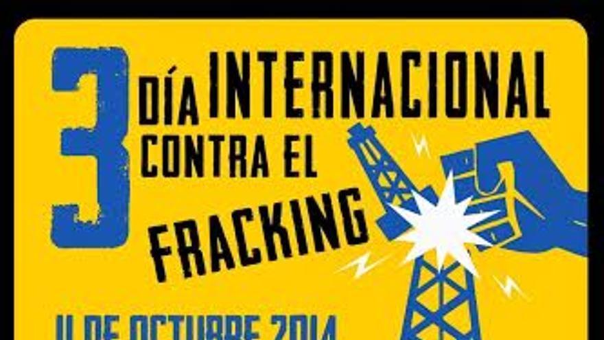 Actos en la Región de Murcia en el III 'Global Frackdown'