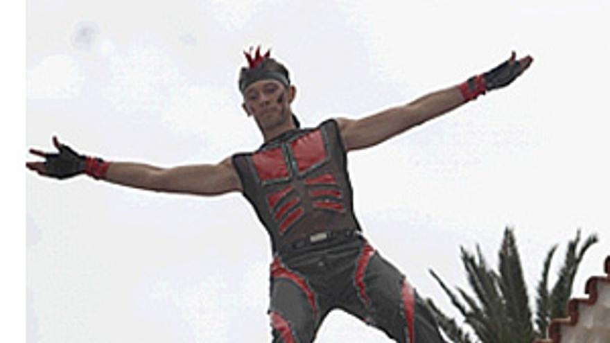 El circo que permanecerá del 18 de junio al 5 de julio en Las Palmas de Gran Canaria. (ACFI PRESS)