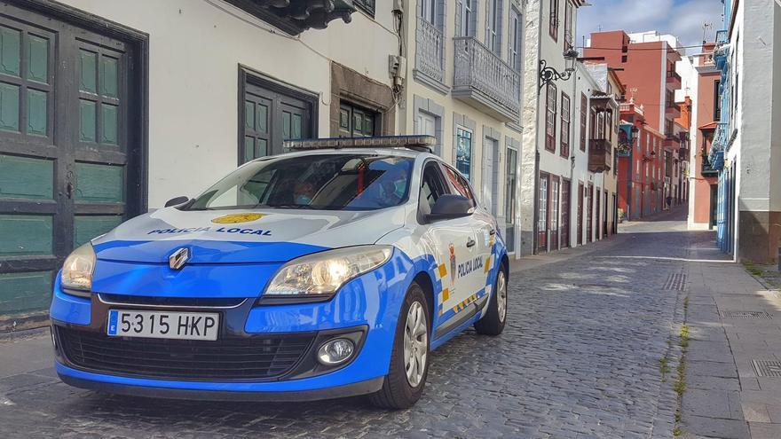 La Policía Local capitalina impuso 7 sanciones por no respetar la limitación horaria en el toque de queda