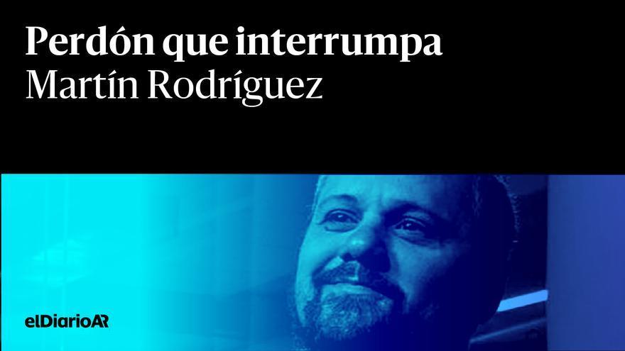 Martín Rodríguez Portada