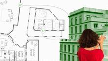 El confinamiento de Ayuso: 408 metros cuadrados, plaza de garaje, limpieza y seguridad por solo 80 euros la noche