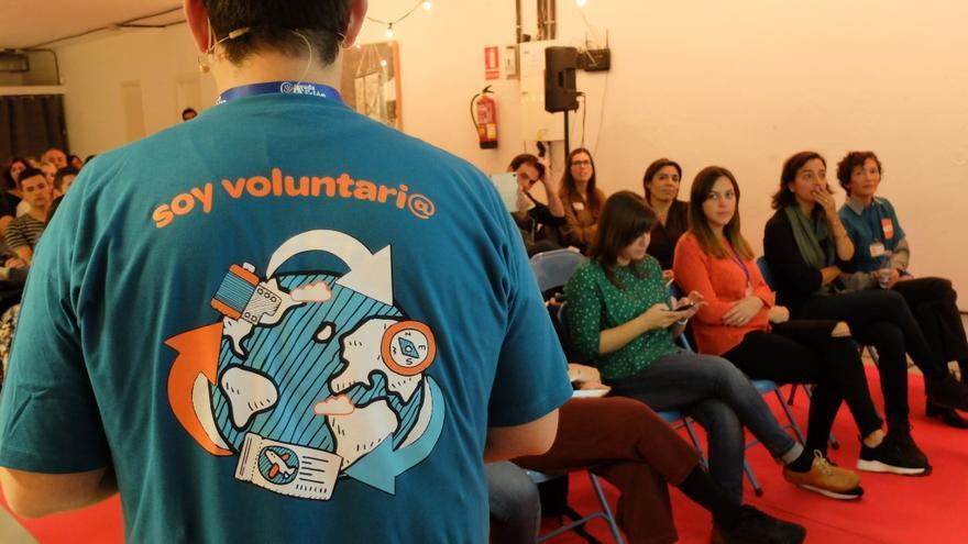 Evento voluntariado Ayuda en Acción 2015. Foto: María Díez/Ayuda en Acción