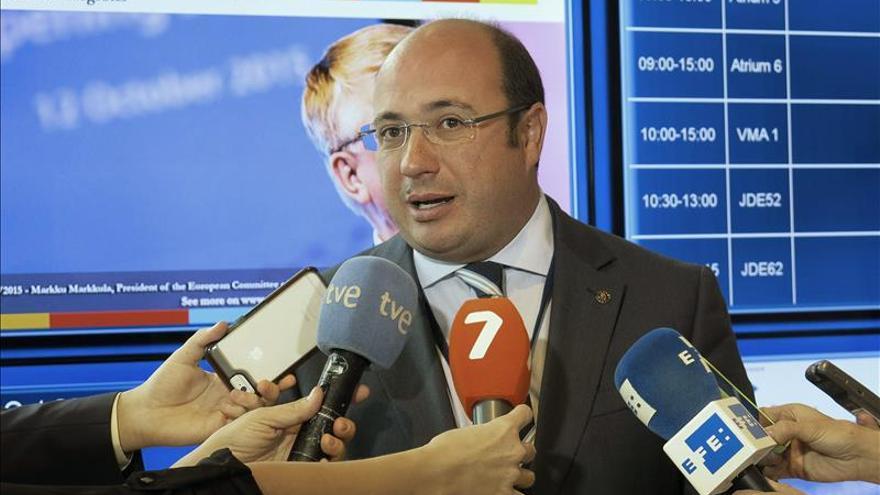 El presidente de Murcia dice que los independentistas tienen posibilidad cero de éxito
