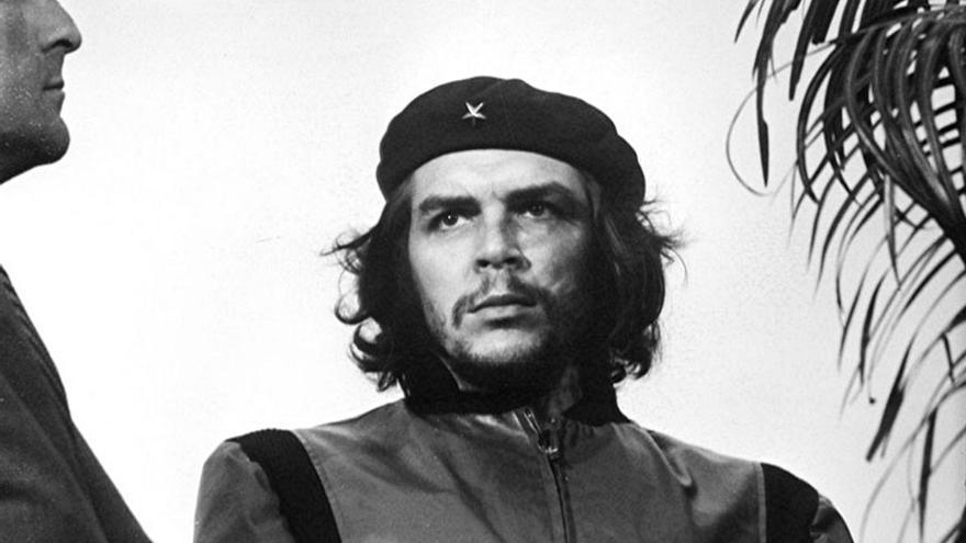 """La mítica foto del Che Guevara capturada por Alberto Díaz """"Korda"""""""