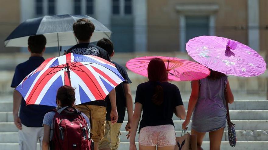 La ola de calor de los últimos días en Grecia causa un muerto