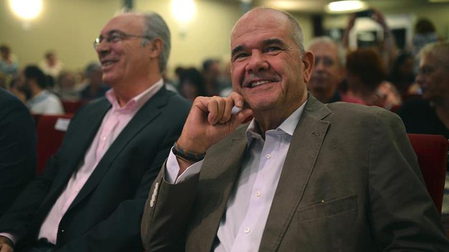 """Zapatero: La ruptura del modelo de convivencia del 78 es """"muy grave"""""""