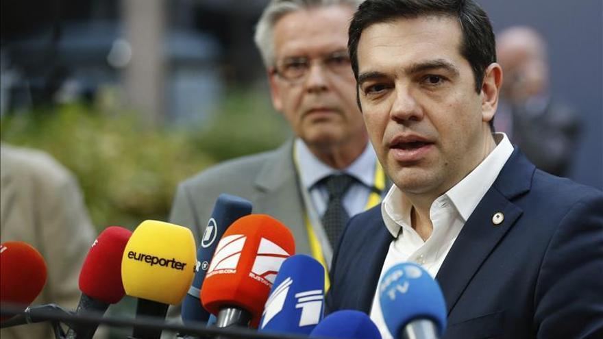 Tsipras: La austeridad ha sufrido una derrota política en España