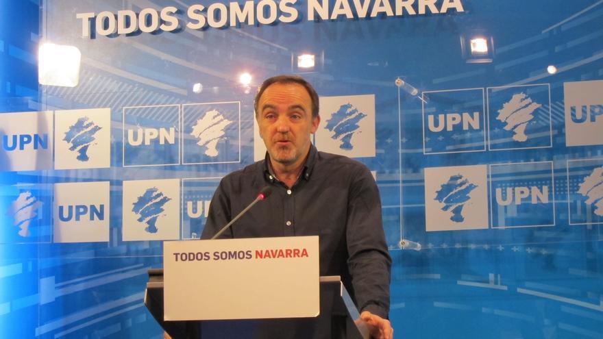 """Esparza llama a su militancia a """"representar a los miles de navarros que no se sienten representado por este Gobierno"""""""