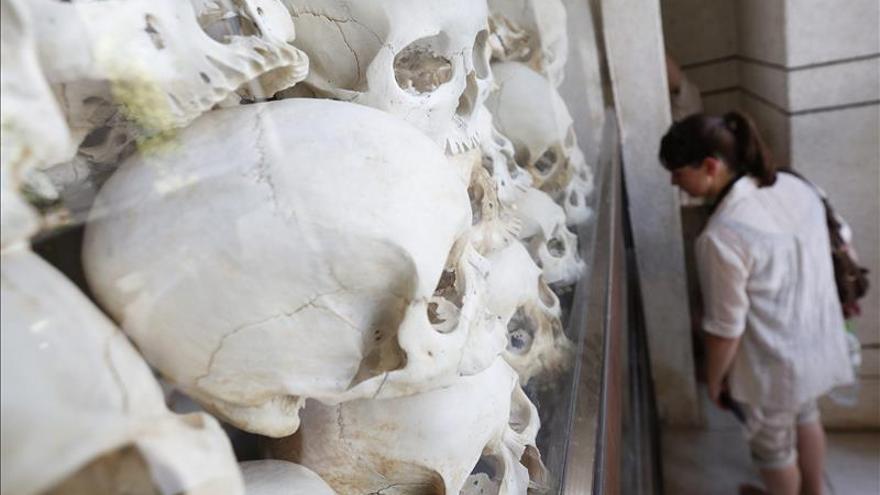 Presentan las primeras pruebas de genocidio contra el Jemer Rojo en Camboya
