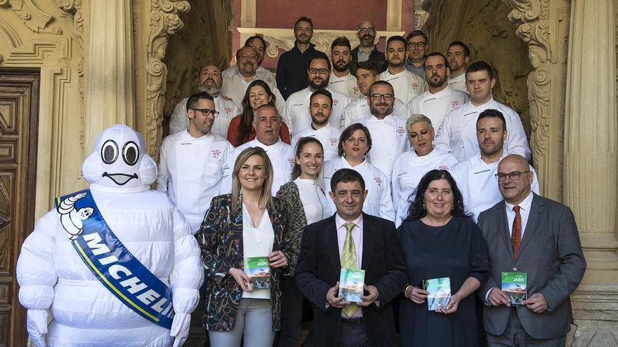 Michelín lanza la Guía Verde 'Jaén Weekend', con información de interés para recorrer la provincia