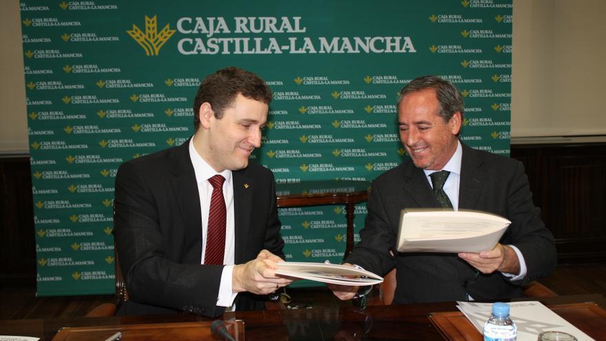 """Caja Rural C-LM no contempla ninguna fusión y adelanta un """"fantástico"""" cierre de año"""