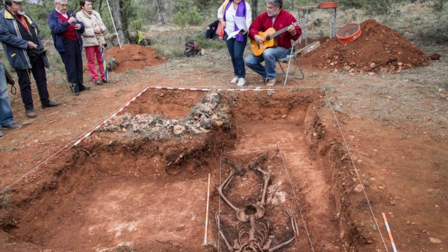 Aparecen los restos mortales del vicepresidente de la Diputación de Soria Abundio Andaluz