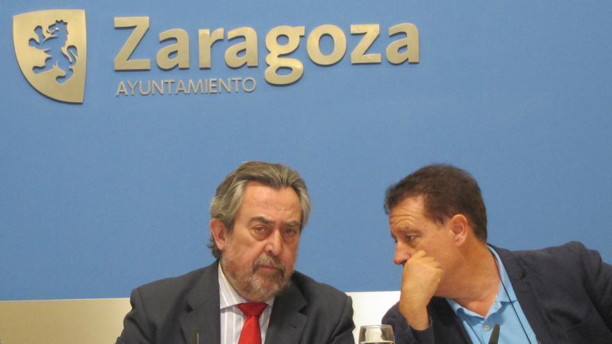 Belloch da por seguro que habrá candidatos a la Alcaldía de Zaragoza porque habrá primarias en el PSOE