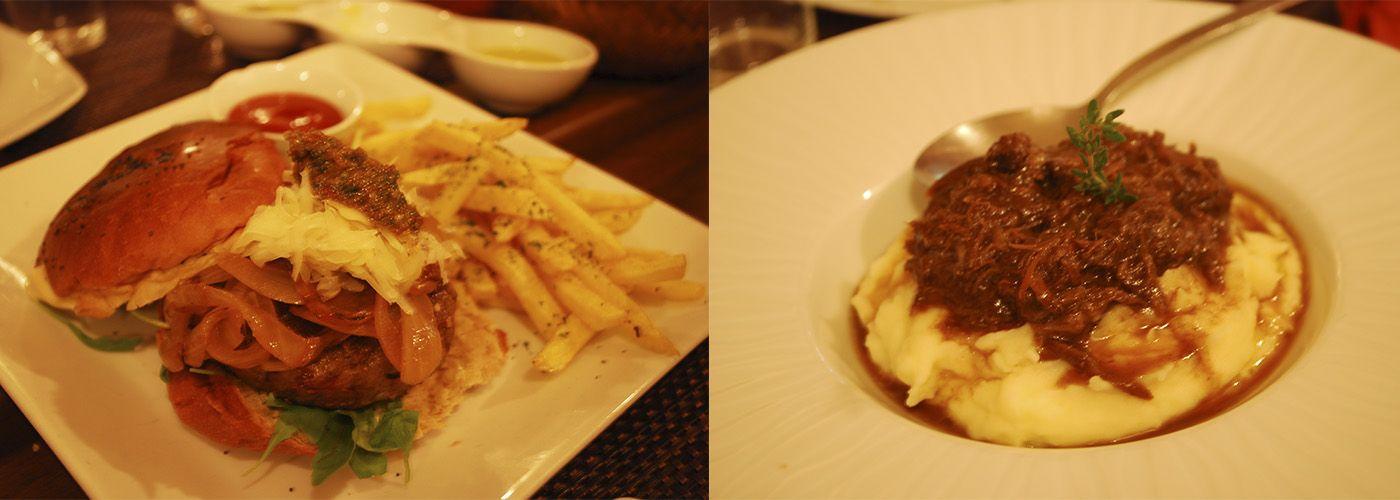 Díptico hamburguesa y rabo de toro_Malasaña a mordiscos