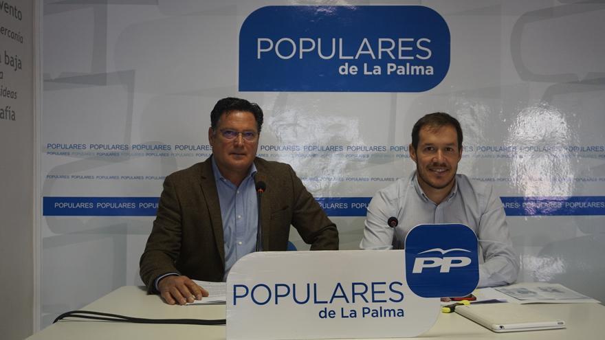 Ernesto Aguiar y  Mariano Hernández Zapata.