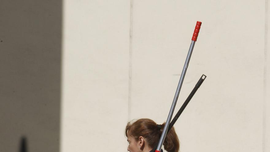 Al menos 52 millones de empleados domésticos en el mundo, según la OIT
