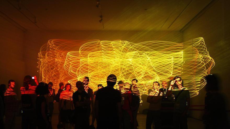 Sonar + D, arte y tecnología