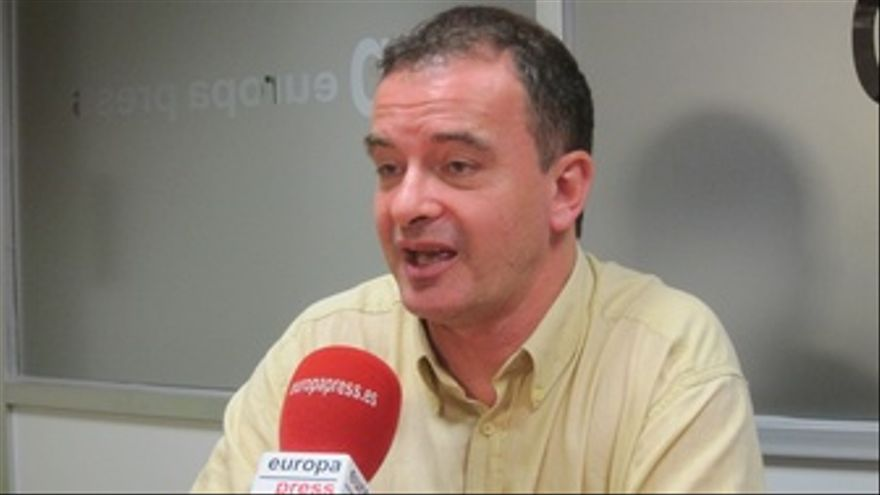 Alfred Bosch (ERC) Entrevistado Por Europa Press