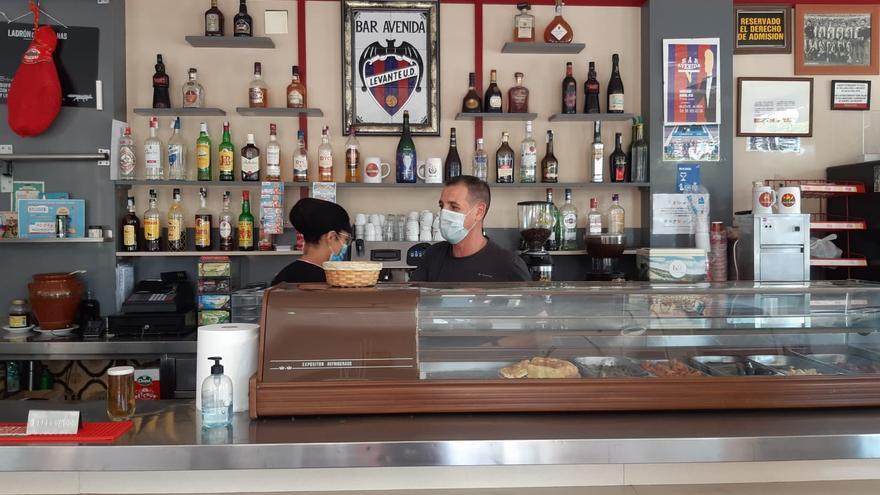 Bar en Orriols