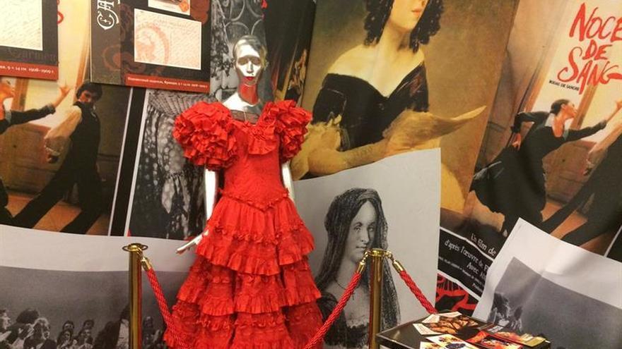 """La exposición """"Tres siglos de Carmen"""" lleva a Moscú el gran mito universal"""