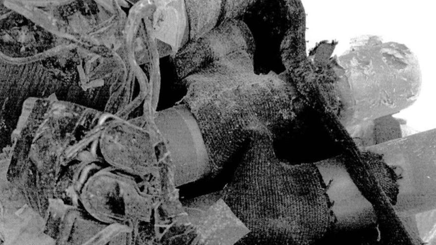Explosivos encontrados entre la runa de la casa de Alcanar