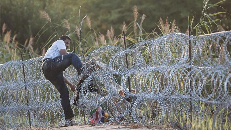 Desciende el número de personas que entran de forma ilegal en Hungría