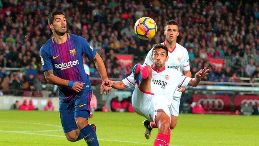Sevilla-Barcelona de Copa del Rey
