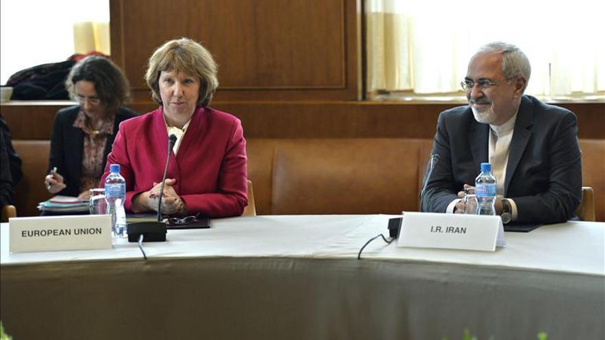 Comienza la reunión entre el ministro iraní de Exteriores y Ashton