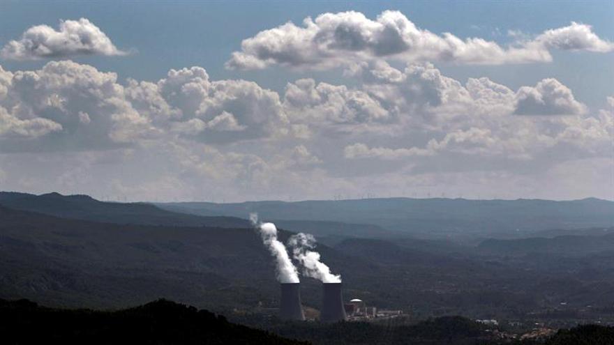 La central nuclear de Cofrentes se conecta a la red tras parada de una semana