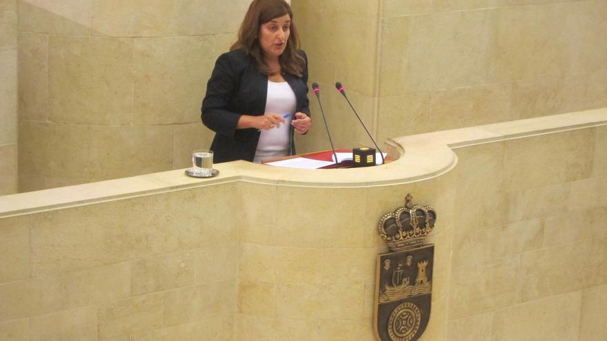 """Buruaga asegura que el PP ha conseguido """"frenar y ralentizar el aumento de la pobreza"""""""