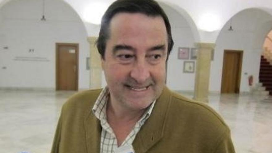 Ángel García Blanco Asaja Extremadura