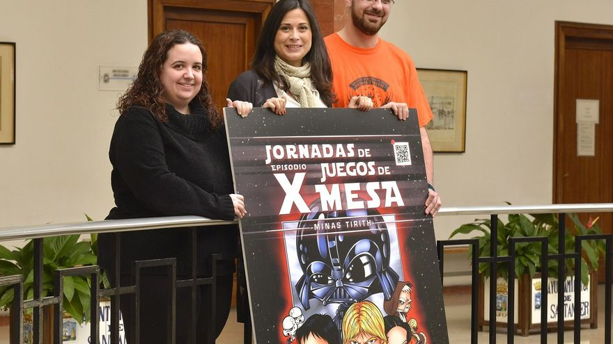 Las Jornadas 'Minas Tirith' regresan al Palacio de Exposiciones con más de 500 actividades