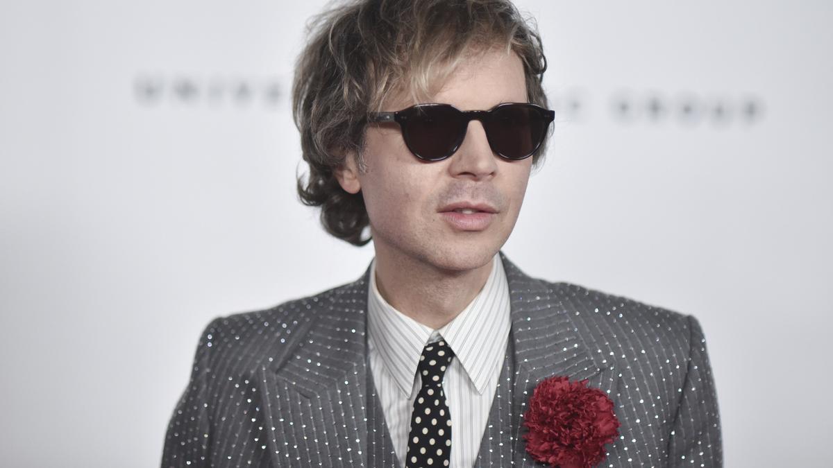 "Beck en la ""After Party"" de los Grammy de 2020"