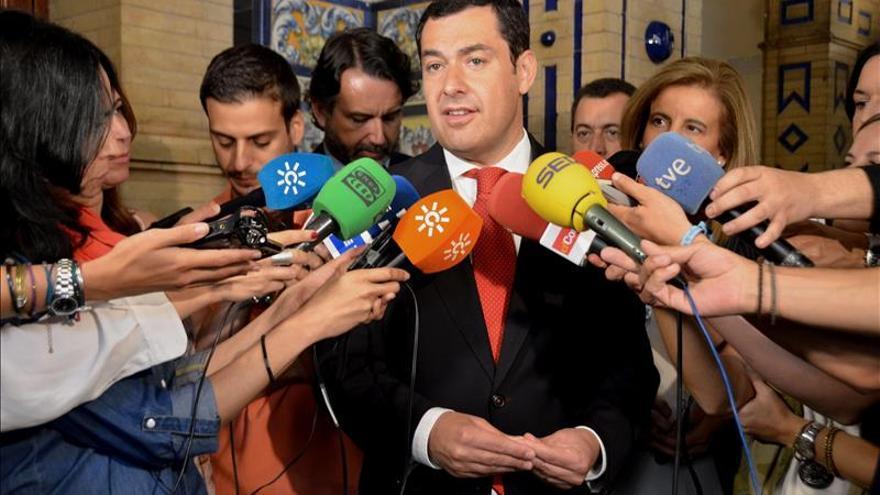 """Moreno pide a Díaz aclarar por qué se benefició a """"amigos PSOE"""" en Aznalcóllar"""