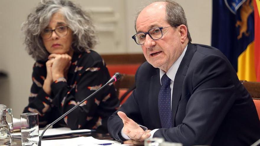 El administrador único de Radiotelevisión Canaria, José Carlos Naranjo. EFE/Cristóbal García