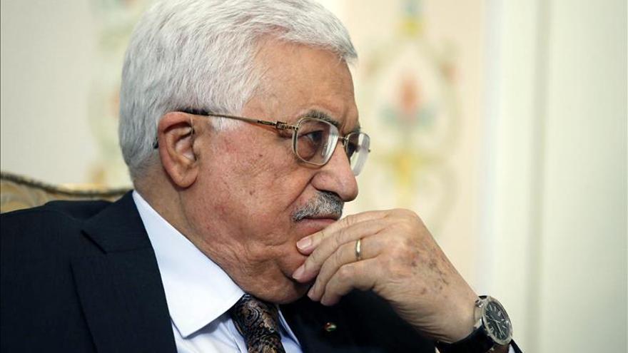 Abás: Palestina negociará con el Gobierno israelí si detiene la colonización