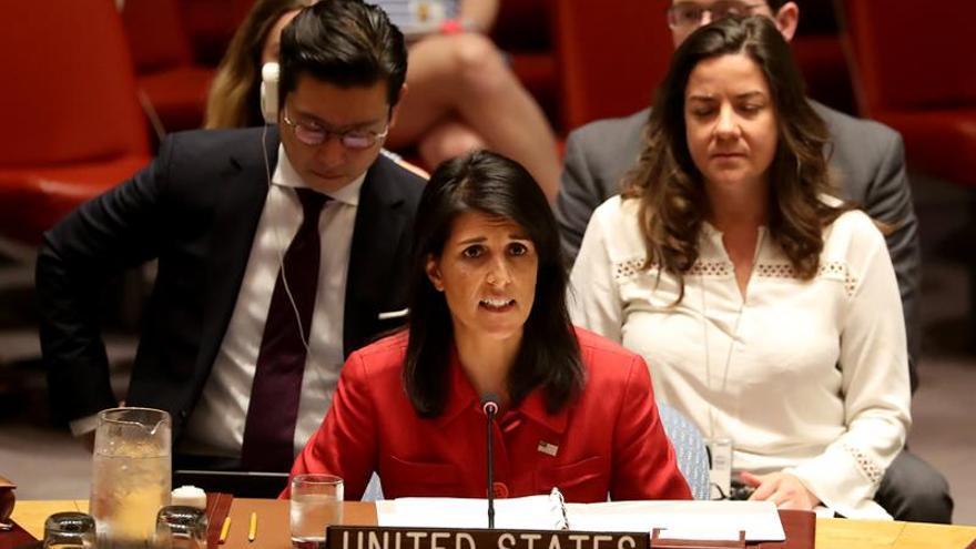 """EE.UU. dice que el misil interceptado hoy en Riad tiene el """"sello"""" de Irán"""