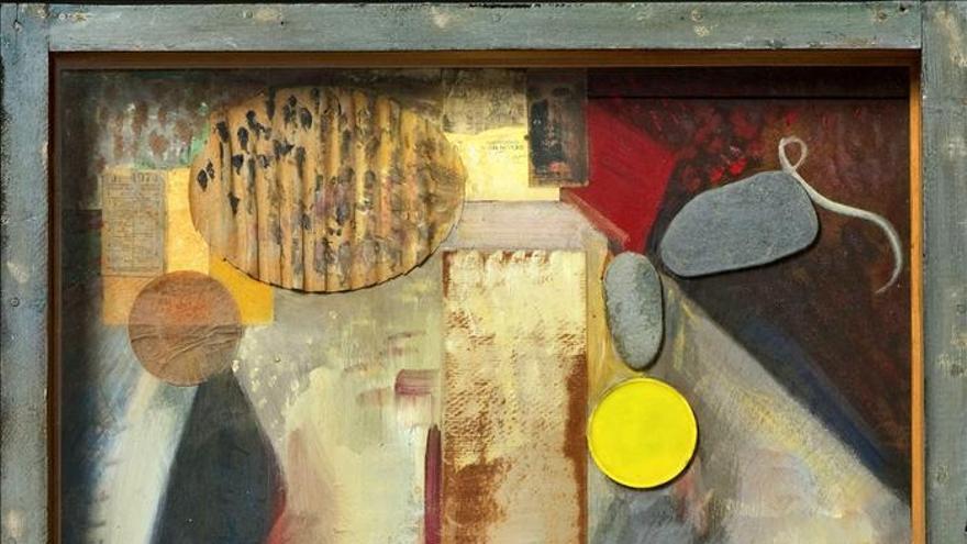 La Tate explora el legado del modernista alemán Schwitters