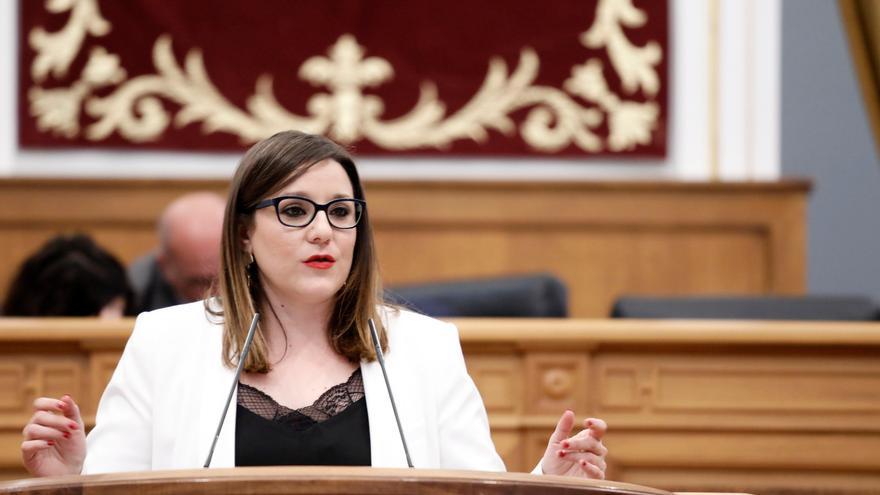 María Díaz FOTO: Cortes CLM