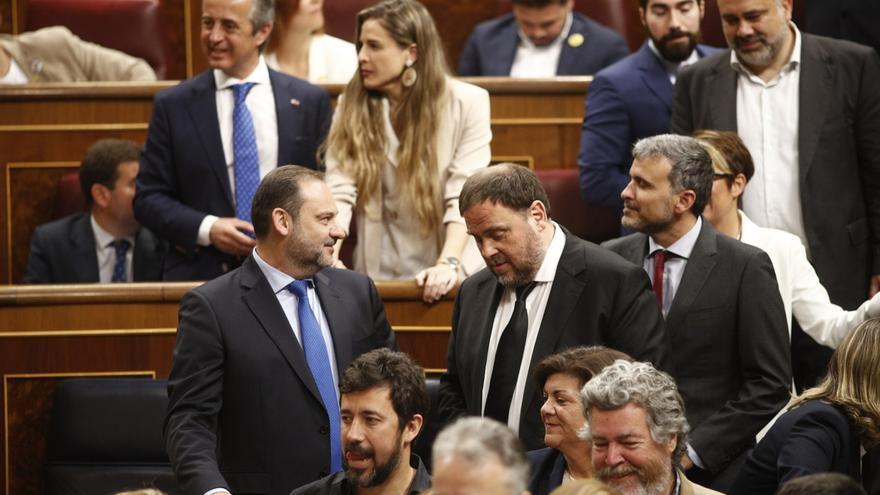 El Congreso votará una moción de Ciudadanos que pide al Gobierno no indultar a quienes sean condenados por el 'procés'