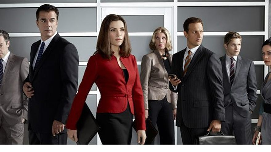 Fotograma de la serie de televisión 'The good wife'