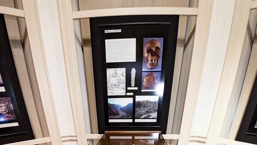 Una momia del siglo V aporta indicios del suicidio ritual de los nobles canarios